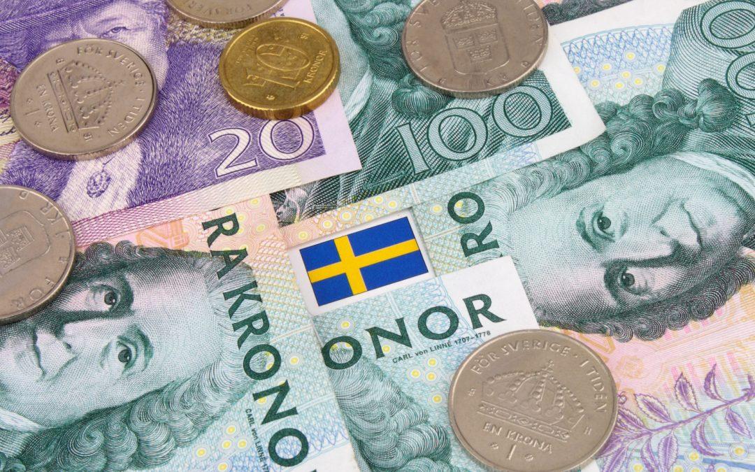 El banco central de Suecia comienza a probar su moneda digital e-krona