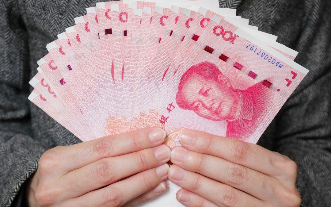 El Banco Central de China inyecta 300 mil millones de yuanes en el sistema financiero y reduce las tasas de préstamo