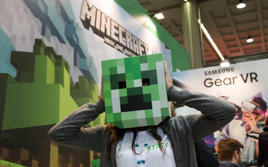Los jugadores de Minecraft pueden ganar Bitcoin en el nuevo servidor de Treasure Hunt