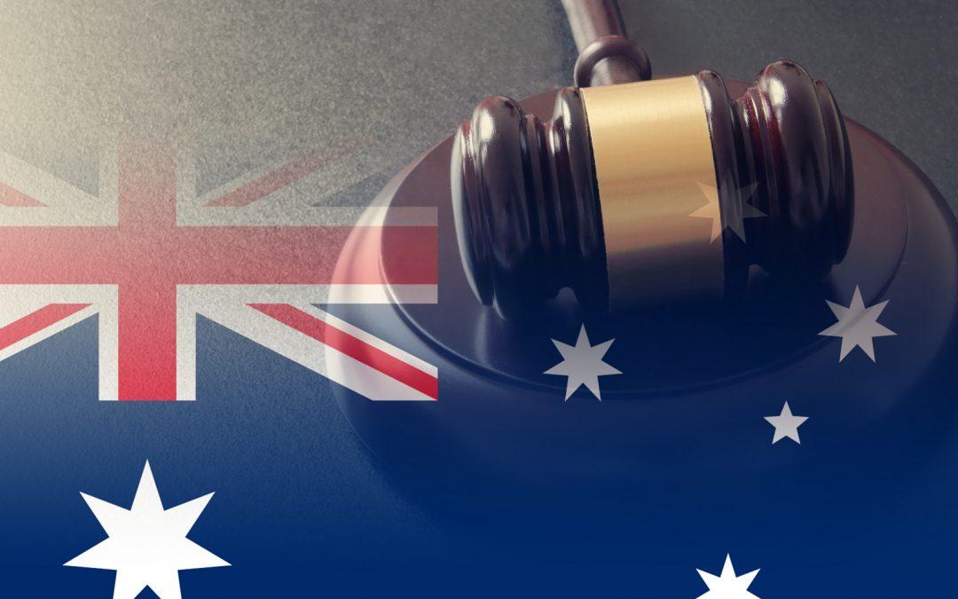 Tribunal australiano acepta cuenta de intercambio de criptomonedas como garantía de costos legales