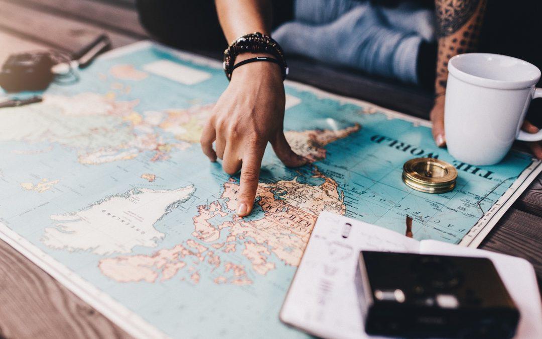 Estos mapas lo ayudarán a localizar comerciantes listos para aceptar su criptomoneda