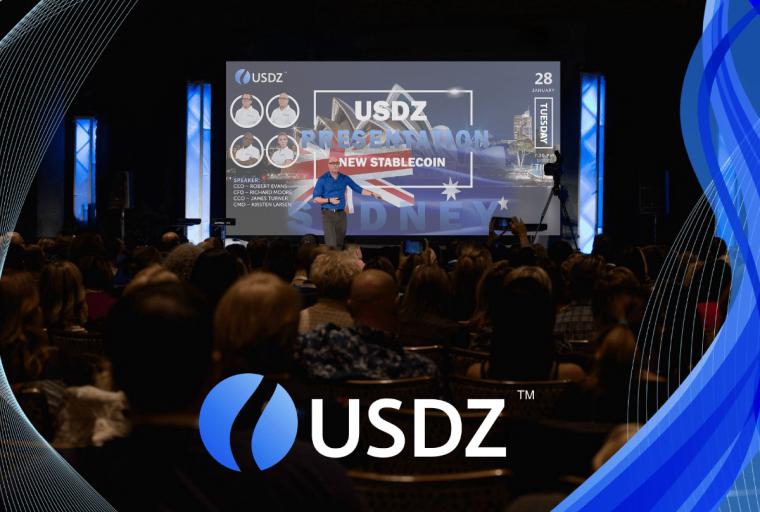 USDZ Capital Group lanza USDZ Stablecoin