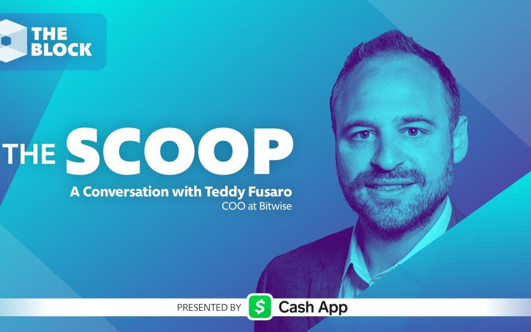 Diseccionando los ETF de bitcoin fallidos y 'soupy suave' con el COO de Bitwise Teddy Fusaro