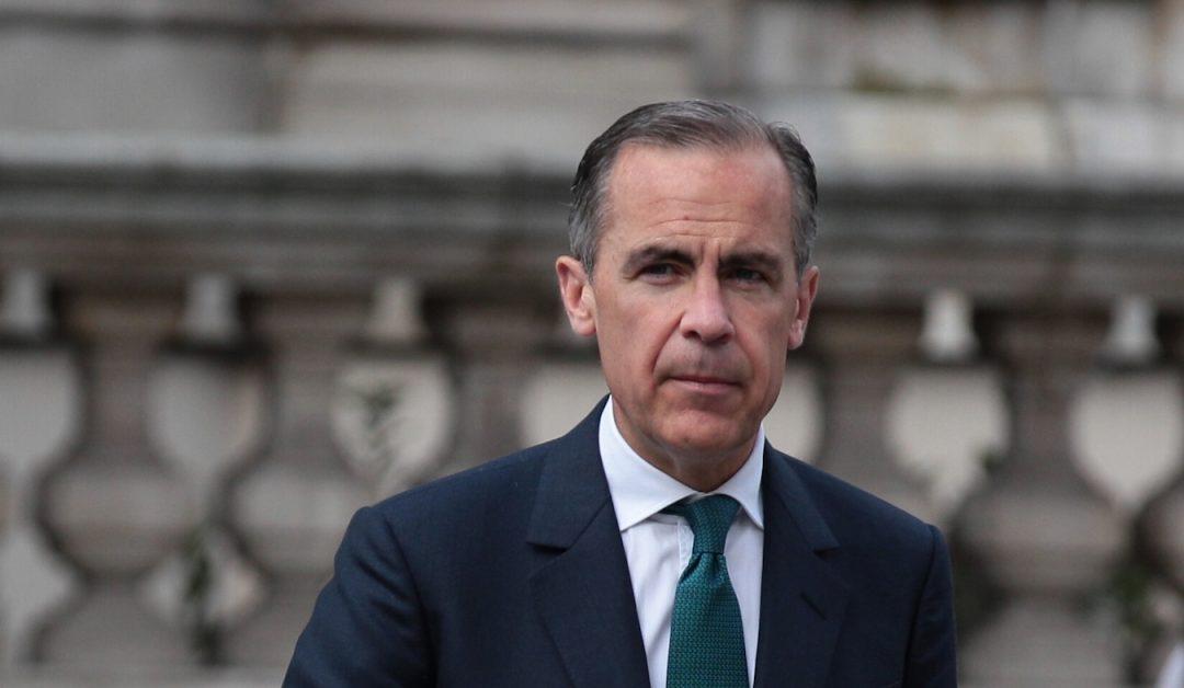 """Libra digital podría presentar """"desafíos"""" para el Reino Unido, dice Mark Carney"""