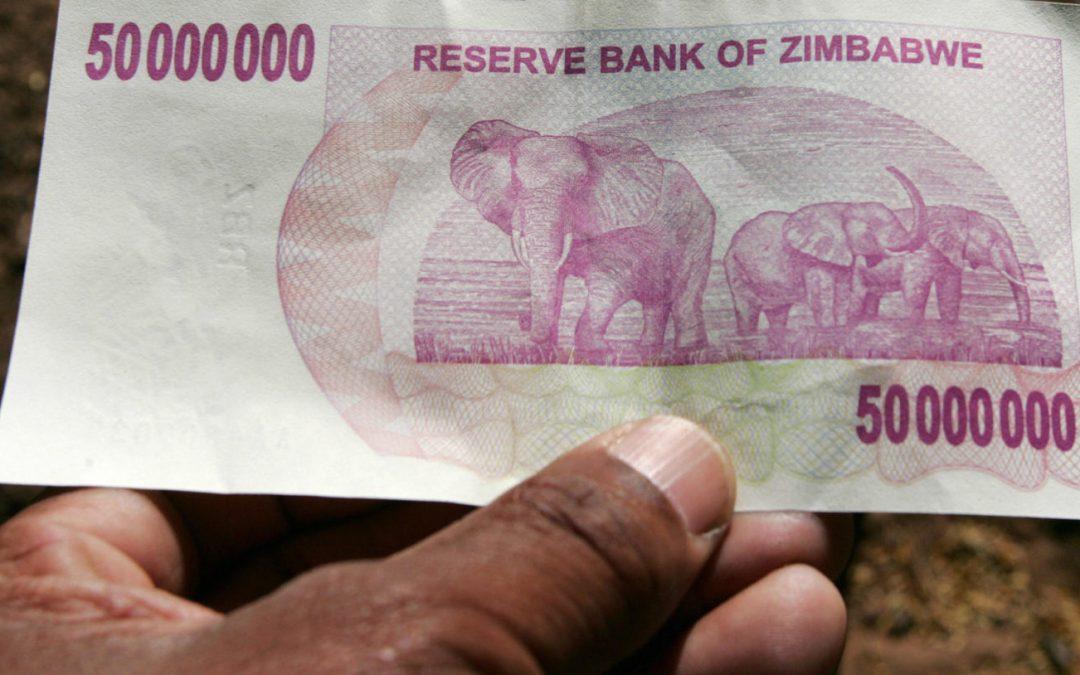El banco central de Zimbabwe da un giro en U para regular la criptografía ahora
