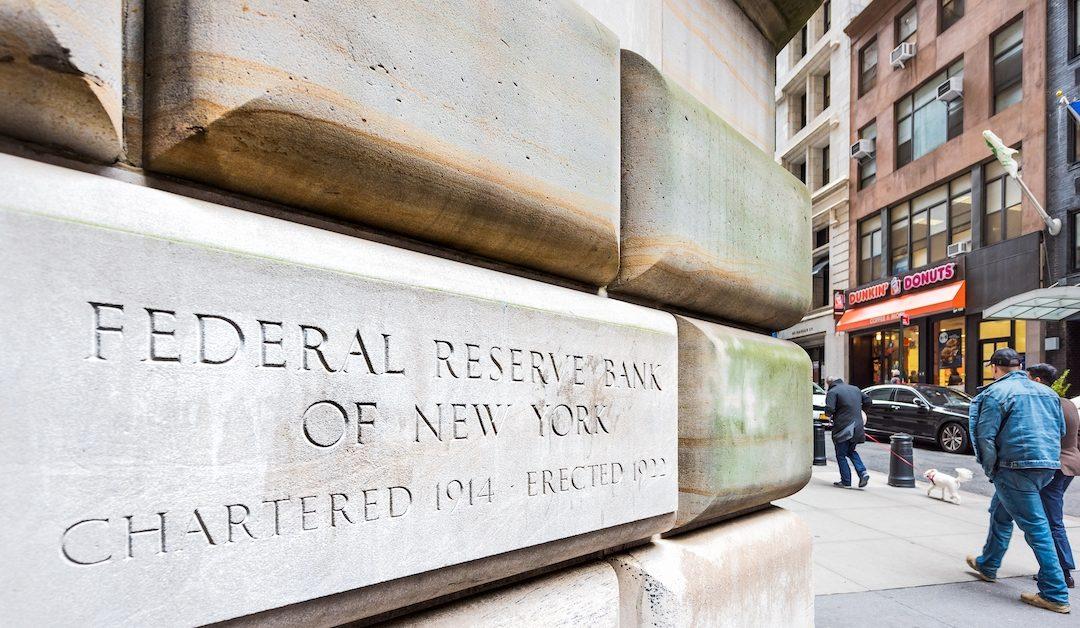 En el eco de 2008, la Fed promete una inyección de $ 1.5 billones para ayudar a los mercados