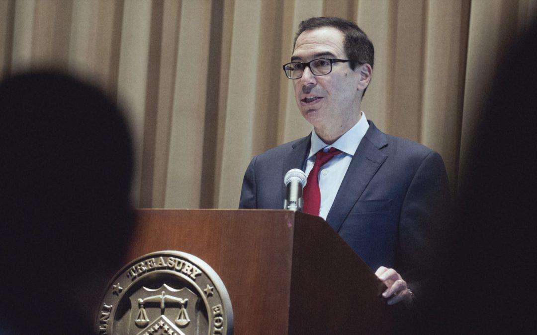 El Tesoro de los EE. UU. Se reunió con líderes de la industria para discutir los desafíos de la cripto regulación