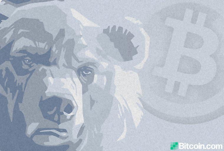 Actualización del mercado: la capitalización del mercado de criptomonedas arroja $ 90B, aumento de márgenes, caída de futuros