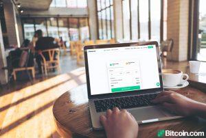 'Comprar Bitcoin' busca Skyrocket, aumento de volúmenes de intercambio, aumento de registros de cuentas criptográficas a medida que aumentan los temores de coronavirus