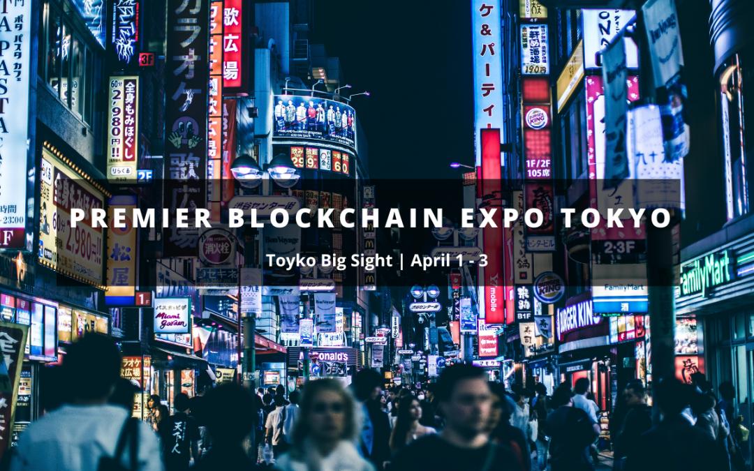 Blockchain Expo Tokyo Series está lista para tomar una escena de negocios por Storm