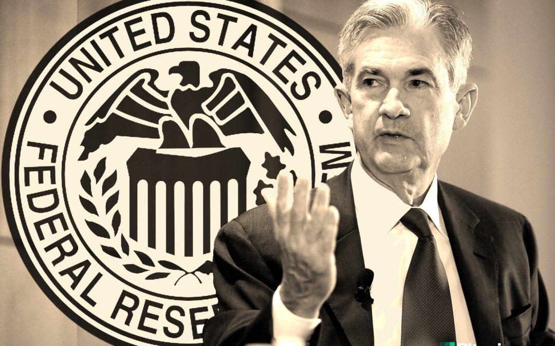 El coronavirus incita a la Fed a reducir la tasa de interés: caída de las existencias, picos de oro, incertidumbre de Bitcoin