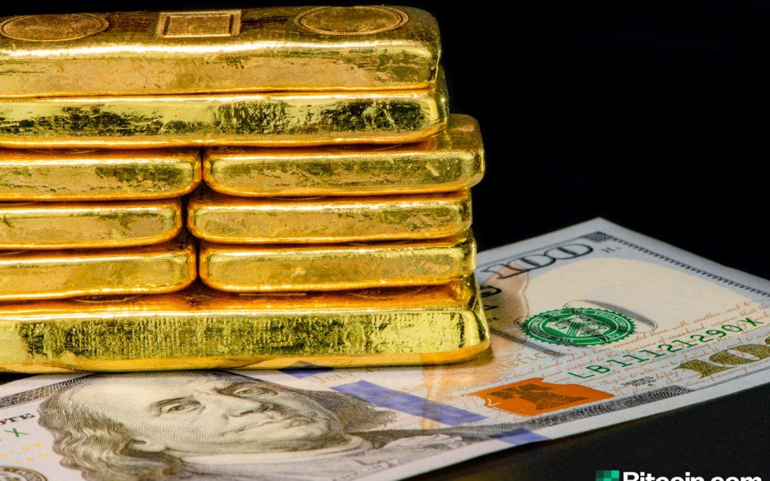 Los analistas cuestionan el estado de refugio seguro de Gold: los datos de 2008 muestran que los bancos centrales están saturados de mercados de lingotes