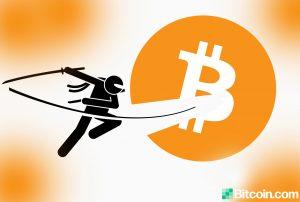 Tiempo de crisis de criptominería - Bitcoin se redujo a la mitad menos de 50 días mientras que la economía mundial se estremece