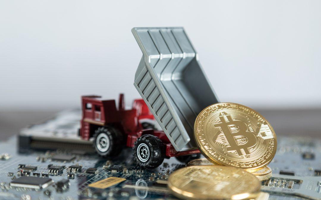 Los mineros de Bitcoin están vendiendo monedas más rápido de lo que pueden generarlas