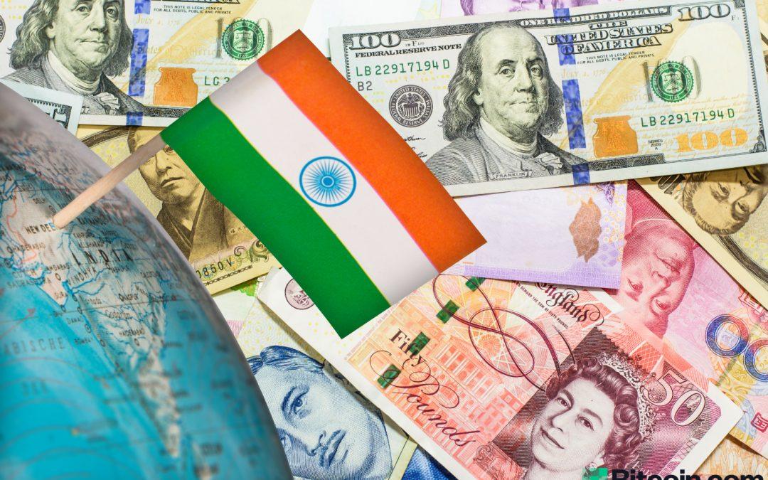 Aumento de las inversiones globales en el sector criptográfico indio después de que la Corte Suprema levanta la prohibición