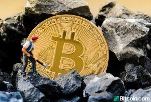 Resumen de minería de Bitcoin: BTC recupera 100 Exahash, Miners Close Shop, reorganización previa a la mitad