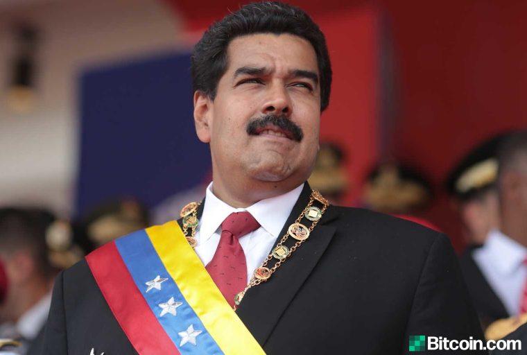 Maduro ordena el cierre de bancos venezolanos en medio del susto del coronavirus