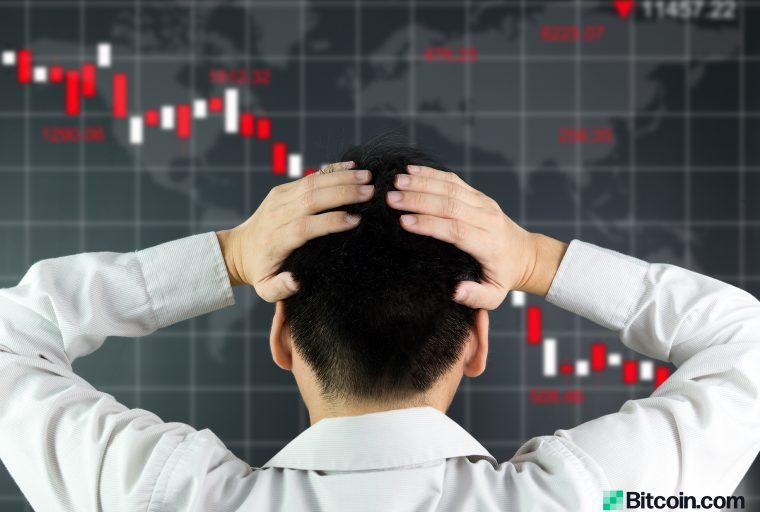 Se probaron los mercados de oro y bitcoins, mientras que los bancos centrales intentan sofocar la crisis bursátil