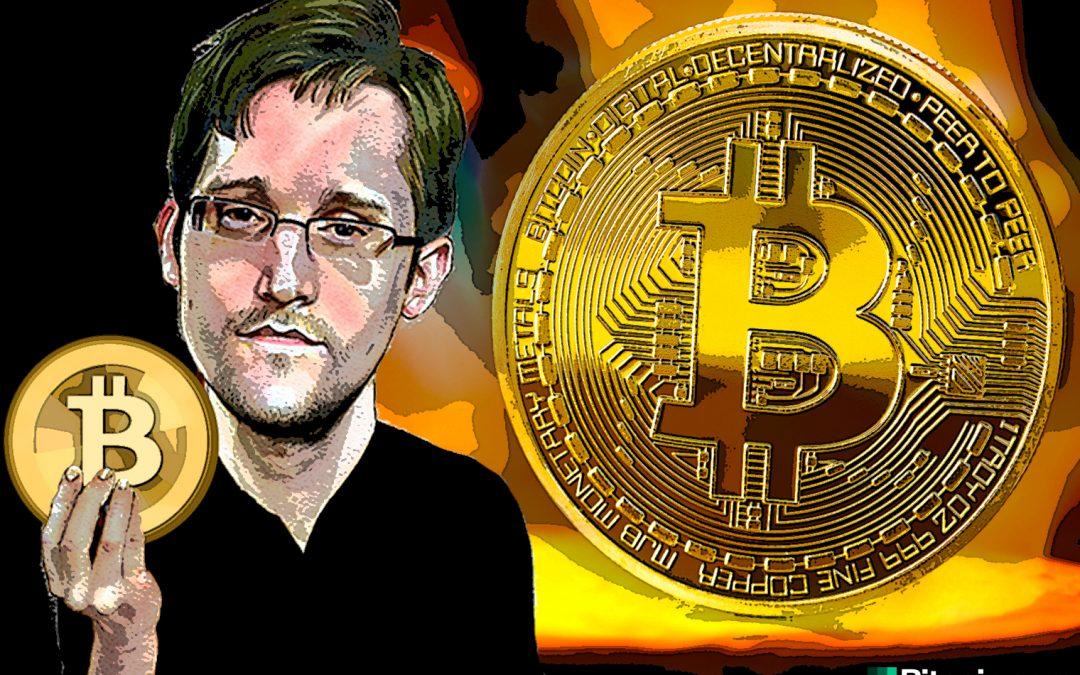 Edward Snowden 'se sintió como comprar Bitcoin' mientras los comerciantes buscan el fondo del mercado