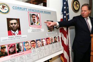 Recompensa de $ 15 millones a Maduro: Estados Unidos acusa al presidente venezolano de narcotráfico, corrupción y narcotráfico