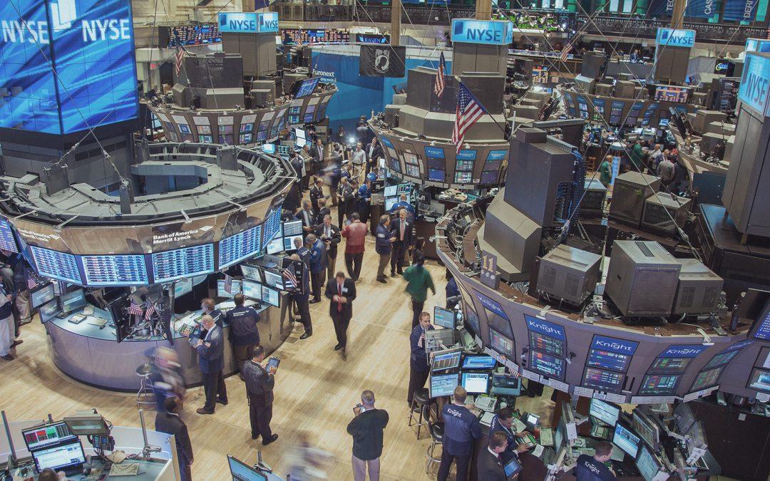 Las acciones criptográficas caen a medida que los mercados mundiales se agitan