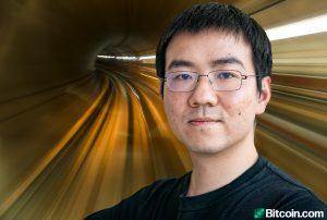 'Bull Run no puede venir inmediatamente después de la reducción a la mitad de Bitcoin', dice Jihan Wu de Bitmain