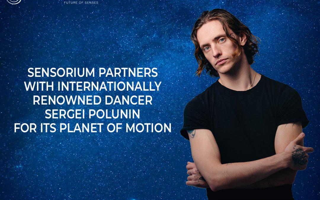 Sergei Polunin abraza el futuro de la danza colaborando con Sensorium Galaxy en la realidad virtual social en 3D
