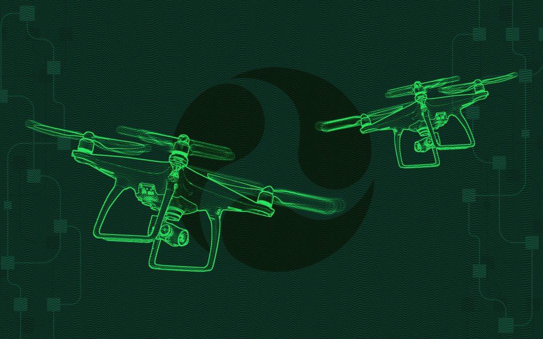 Un nuevo informe del gobierno de EE. UU. Explora cómo se podrían usar las cadenas de bloques para rastrear drones que transportan suministros médicos