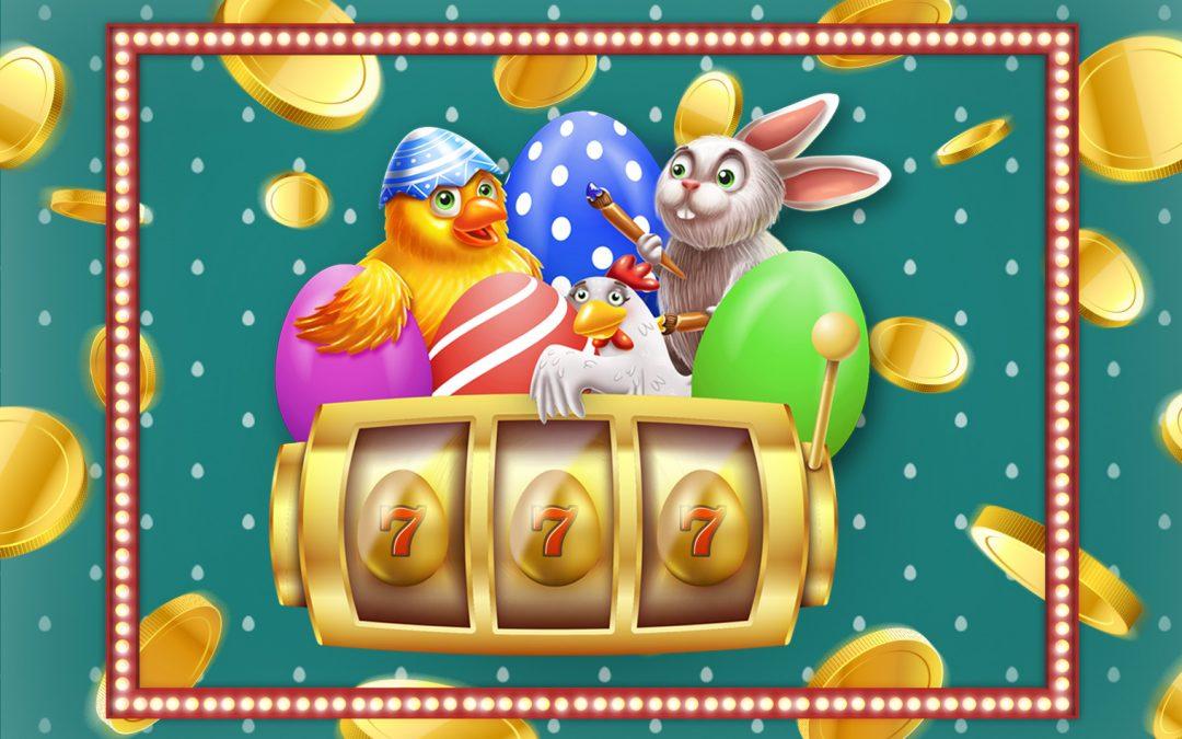 Los juegos de Bitcoin.com te invitan a celebrar la Pascua con una promoción 3 en 1