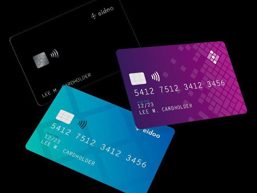 La tarjeta Eidoo está disponible para pre-pedido: conecte sin problemas sus billeteras Fiat y Crypto