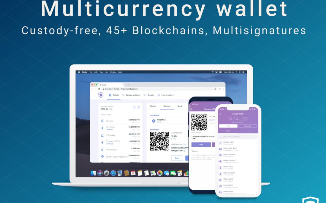 Guarda Wallet lanza la funcionalidad de múltiples firmas para Bitcoin