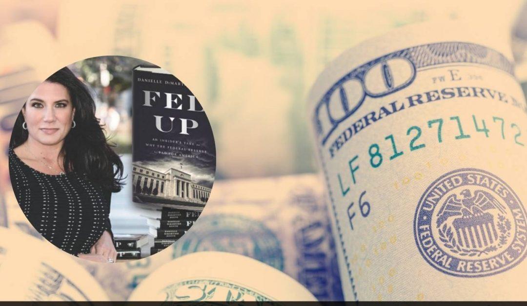 De corrupto a roto: un análisis interno de la Fed, feat. Danielle Dimartino Stand