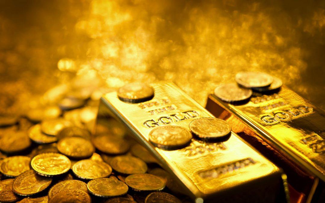 Rally de oro y bitcoins el miércoles por la mañana después de que el lingote borre $ 1,800