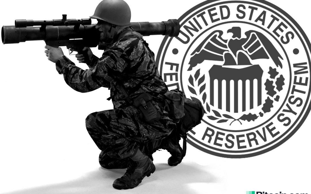 Bazookas financieras reveladas: los estrategas del mercado creen que la Reserva Federal comprará acciones pronto