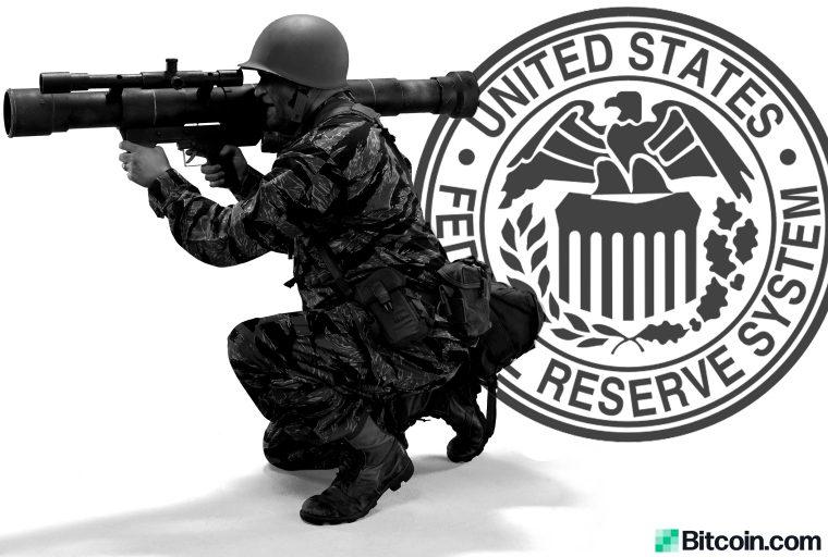 Se revelaron las bazucas financieras: los estrategas del mercado creen que la Fed comprará acciones pronto