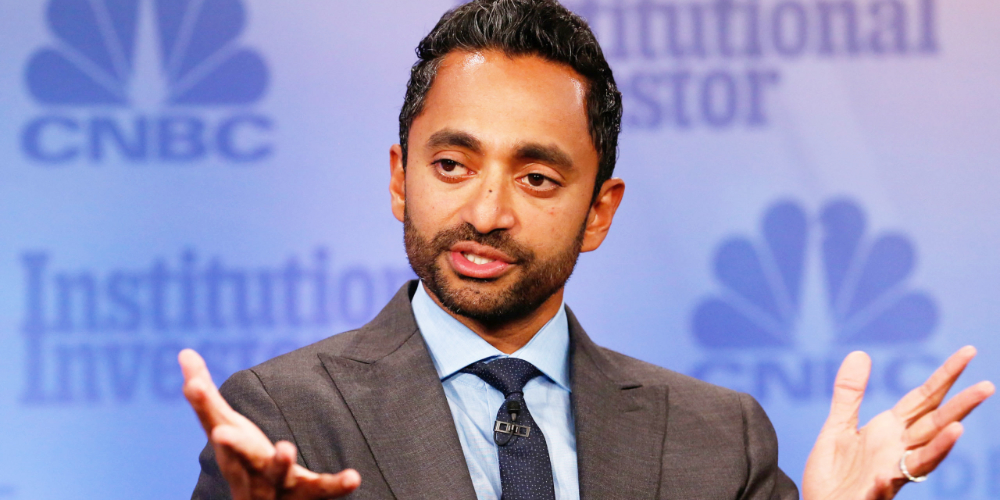 "Presidente de Virgin Galactic Chamath Palihapitiya Bullish en Bitcoin, Proyecto $ 1 millón ""ancho ="" 1000 ""altura ="" 500 "" srcset = ""https://blackswanfinances.com/wp-content/uploads/2020/04/chamath-palihapitiya-bitcoin-cryptocurrency.jpg 1000w, https://news.bitcoin.com/wp-content/uploads/ 2019/04 / chamath-palihapitiya-bitcoin-cryptocurrency-300x150.jpg 300w, https://news.bitcoin.com/wp-content/uploads/2019/04/chamath-palihapitiya-bitcoin-cryptocurrency-768x384.jpg 768w, https://news.bitcoin.com/wp-content/uploads/2019/04/chamath-palihapitiya-bitcoin-cryptocurrency-696x348.jpg 696w, https://news.bitcoin.com/wp-content/uploads/2019 /04/chamath-palihapitiya-bitcoin-cryptocurrency-840x420.jpg 840w ""tamaños ="" (ancho máximo: 1000px) 100vw, 1000px"