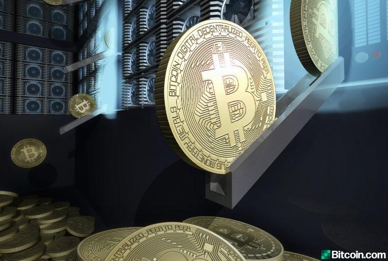 Los intercambios de criptomonedas ven una caída de las reservas de Bitcoin en un 70% desde la retirada del mercado del jueves negro