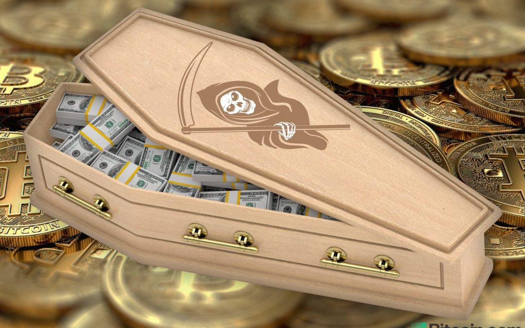 Padre rico Padre pobre Autor Robert Kiyosaki: el dólar se está muriendo, compra Bitcoin