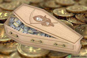 Autor de padre pobre padre pobre Robert Kiyosaki: dólar muere, comprar Bitcoin