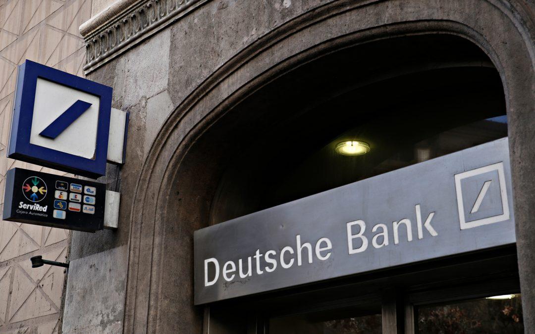 Deutsche Bank prevé la economía posterior a Covid-19 acelerando los pagos digitales