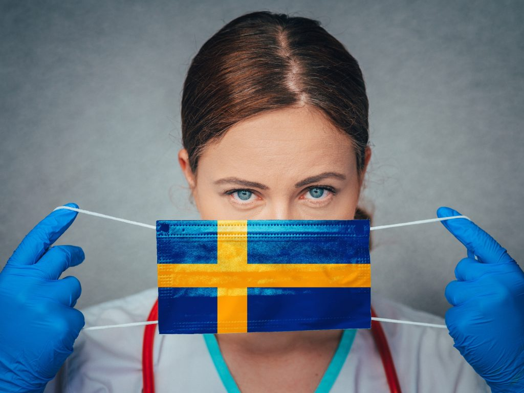 Respuesta de 'Lagom' de Suecia al coronavirus: sin máscaras , Mantenga la economía funcionando con un