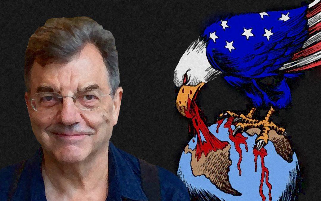 """El famoso economista habla: """"Estafa de rescate del coronavirus de los Estados Unidos"""", imperialismo estadounidense, desdolarización"""