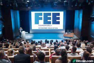 Free Market Think Tank FEE ahora acepta donaciones de Bitcoin Cash