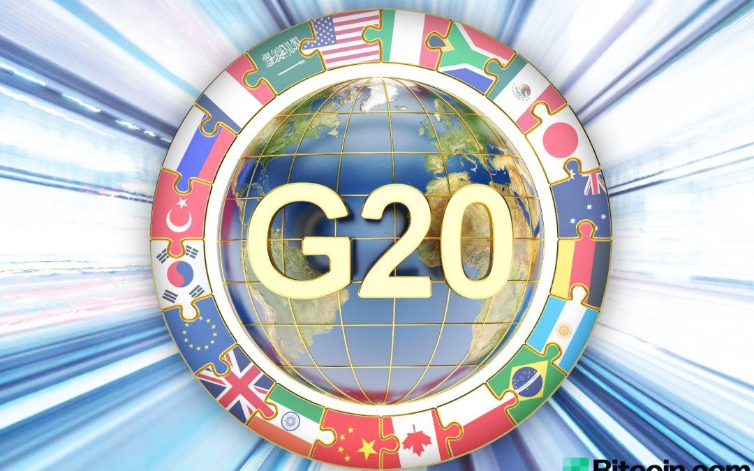 G20 considera 10 reglas para la regulación de monedas estables como Facebook Libra