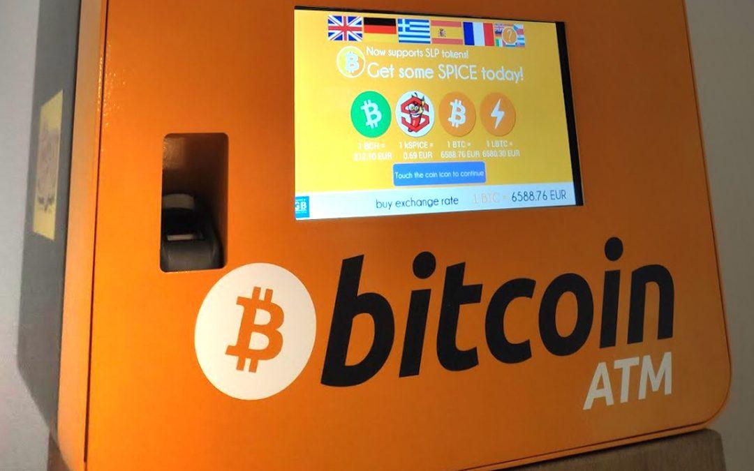 Los desarrolladores de ATM de Bytes generales agregan soporte bidireccional para tokens SLP basados en efectivo de Bitcoin