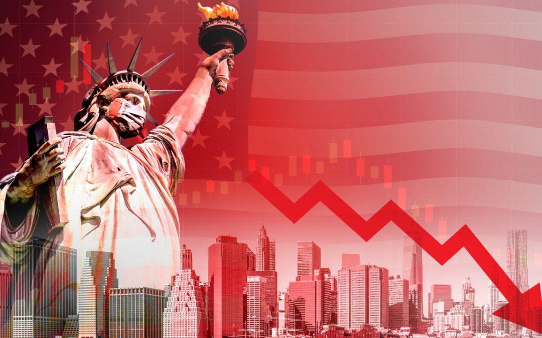Los economistas predicen la Gran Depresión II para la economía de Estados Unidos: es improbable una recuperación rápida o en forma de V
