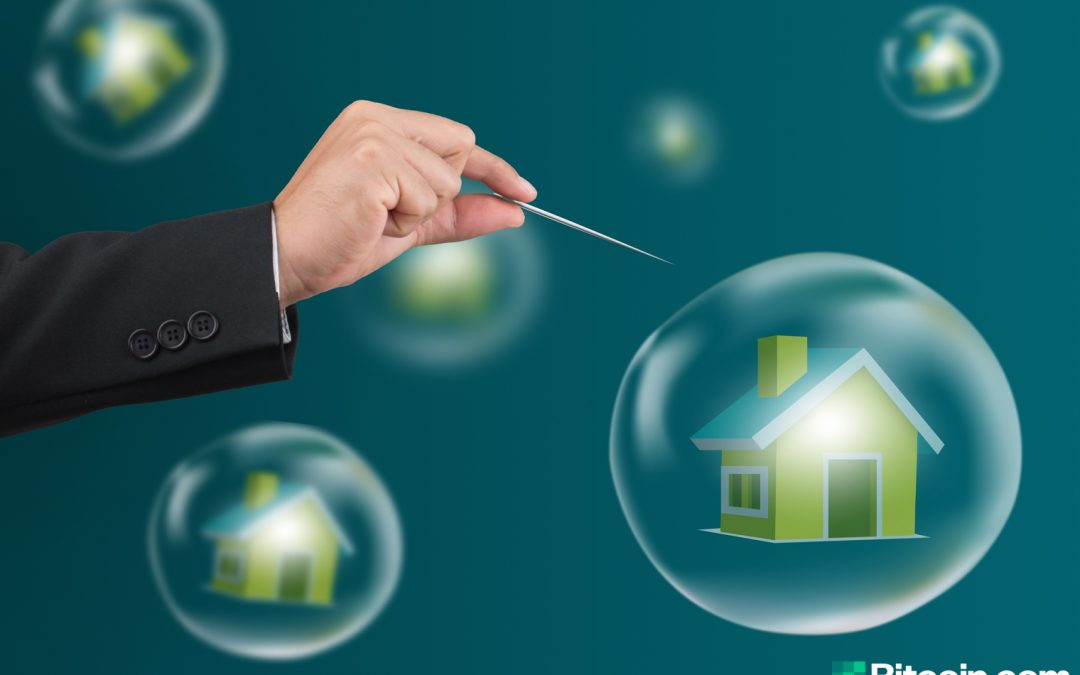 Crisis inmobiliaria que se avecina: Freddie Mac advierte sobre la incertidumbre del mercado inmobiliario y el sentimiento de los constructores de viviendas cae un 58%