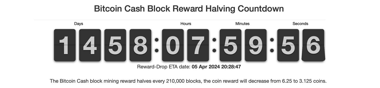 "La recompensa de bloqueo de la red de Bitcoin Cash se redujo a la mitad oficialmente: bloque 630,000 Mined ""width ="" 1500 ""height ="" 350 ""srcset = ""https://blackswanfinances.com/wp-content/uploads/2020/04/hhhhhhhhhhhhh.jpg 1500w, https://news.bitcoin.com/wp-content/uploads/2020/04/hhhhhhhhhhhhh-300x70. jpg 300w, https://news.bitcoin.com/wp-content/uploads/2020/04/hhhhhhhhhhhhh-1024x239.jpg 1024w, https://news.bitcoin.com/wp-content/uploads/2020/04/ hhhhhhhhhhhhh-768x179.jpg 768w, https://news.bitcoin.com/wp-content/uploads/2020/04/hhhhhhhhhhhhh-696x162.jpg 696w, https://news.bitcoin.com/wp-content/uploads/ 2020/04 / hhhhhhhhhhhhh-1392x325.jpg 1392w, https://news.bitcoin.com/wp-content/uploads/2020/04/hhhhhhhhhhhhh-1068x249.jpg 1068w ""tamaños ="" (ancho máximo: 1500px) 100vw, 1500px"