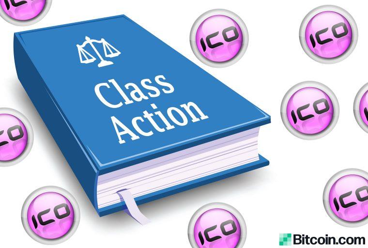 ICO Crackdown: 11 demandas colectivas presentadas contra empresas de criptomonedas