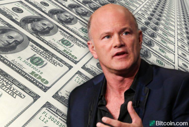 Novogratz: tenemos una orgía de impresión de dinero, un entorno increíble para comprar Bitcoin